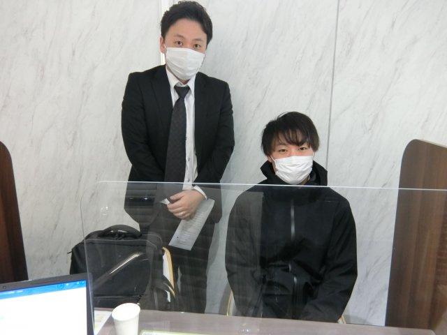 Y・I様(2020年12月27日 プレミアムレントTOKYO新宿ご利用)の画像