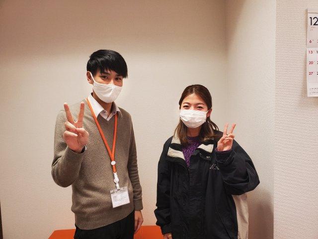 M・H様(1月4日)の画像