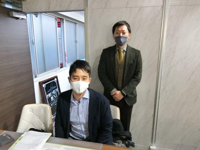 T・O様(2021年01月10日 プレミアムレントTOKYO新宿ご利用)の画像