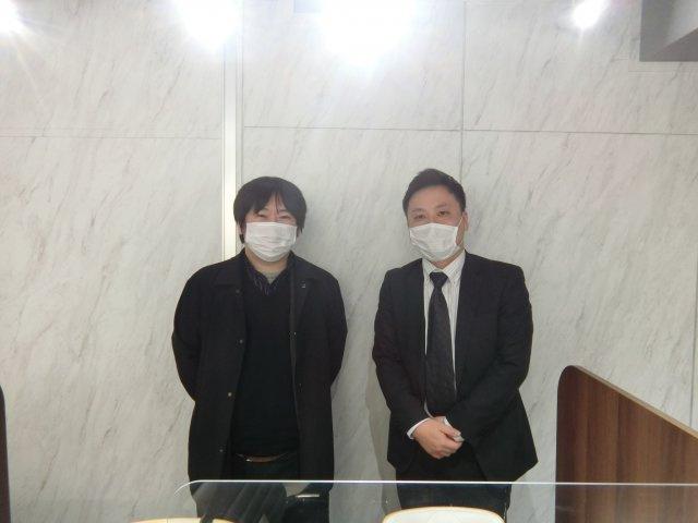 I・Y様(2021年01月14日 プレミアムレントTOKYO新宿ご利用)の画像