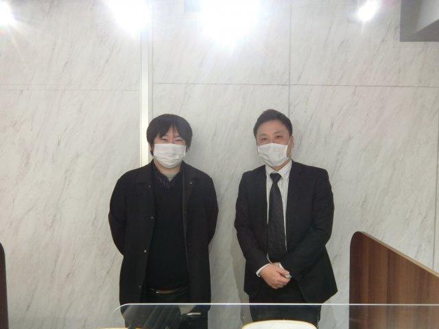 I・Y様(2021年01月15日 プレミアムレントTOKYO新宿ご利用)の画像