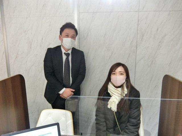Y・F様(2021年01月18日 プレミアムレントTOKYO新宿ご利用)の画像