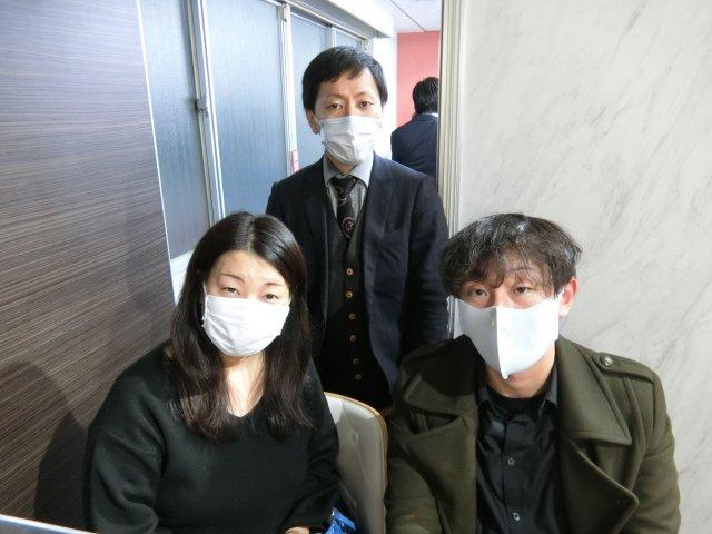 M・S様(2021年01月19日 プレミアムレントTOKYO新宿ご利用)の画像