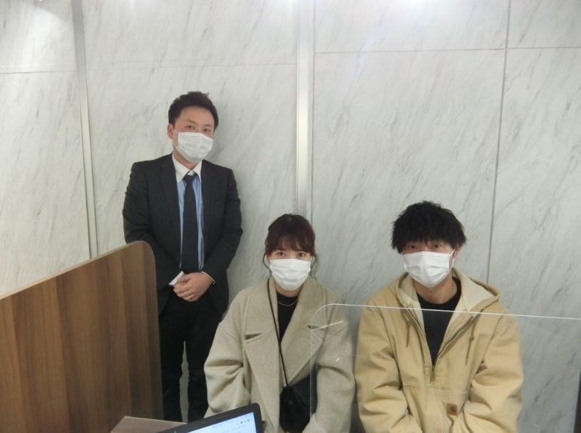 F・E様(2021年01月26日 プレミアムレントTOKYO新宿ご利用)の画像