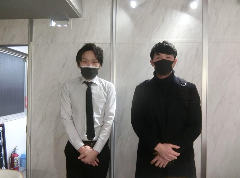 Z・T様(2021年01月28日 プレミアムレントTOKYO新宿ご利用)の画像