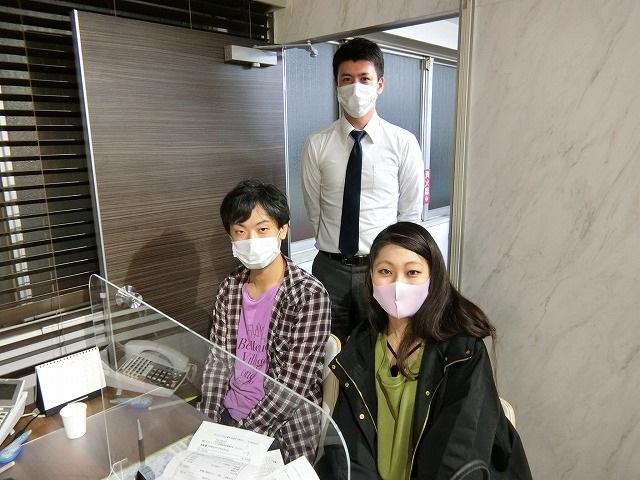 I・T様(2021年01月30日 プレミアムレントTOKYO新宿ご利用)の画像