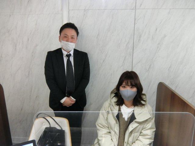 Y・U様(2021年02月15日 プレミアムレントTOKYO新宿ご利用)の画像