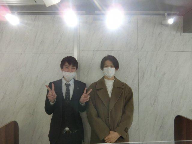 K・T様(2021年03月02日 プレミアムレントTOKYO新宿ご利用)の画像