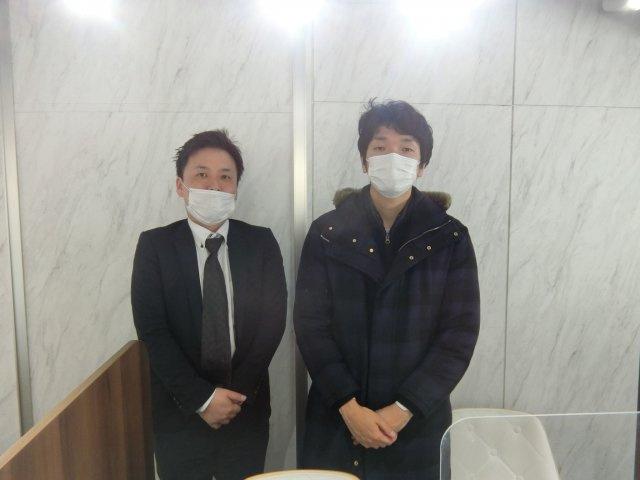 O・E様(2021年03月09日 プレミアムレントTOKYO新宿ご利用)の画像