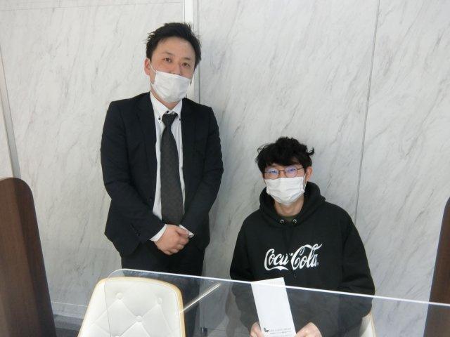 Y・H様(2021年03月10日 プレミアムレントTOKYO新宿ご利用)の画像