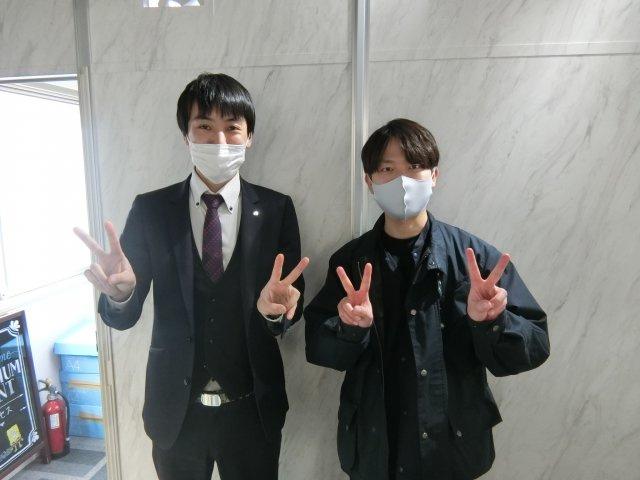 I・S様(2021年03月11日 プレミアムレントTOKYO新宿ご利用)の画像