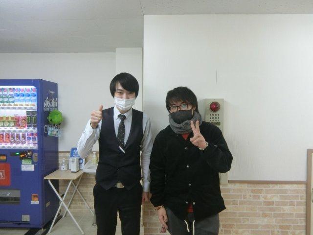 N・T様(2021年03月12日 アクセス赤羽ご利用)の画像