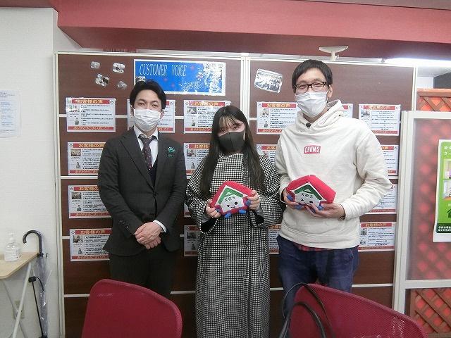 I・S様(2021年03月23日 アクセス新宿ご利用)の画像