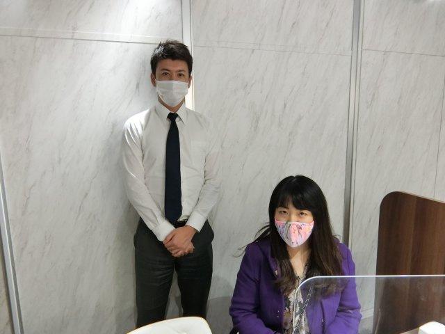 M・Y様(2021年03月23日 プレミアムレントTOKYO新宿ご利用)の画像