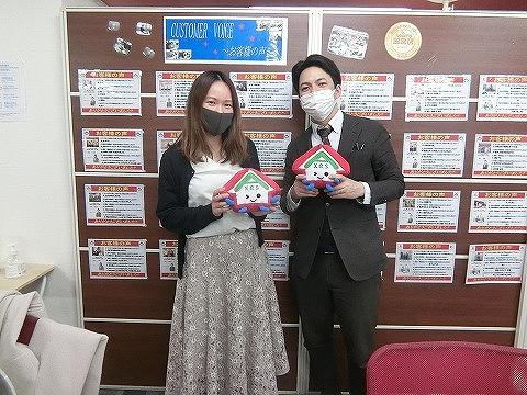 N・A様(2021年03月25日 アクセス新宿ご利用)の画像