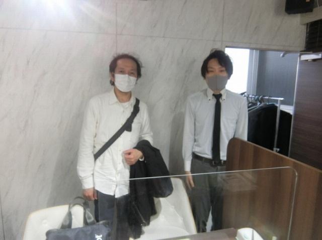 H・M様(2021年03月29日 プレミアムレントTOKYO新宿ご利用)の画像