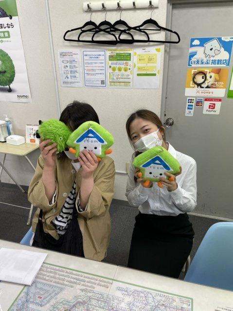 A・T様(2021年04月04日 エールーム新宿ご利用)の画像