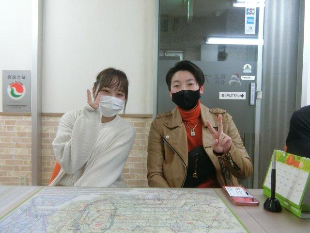 J・H様(2021年04月05日 アクセス赤羽ご利用)の画像