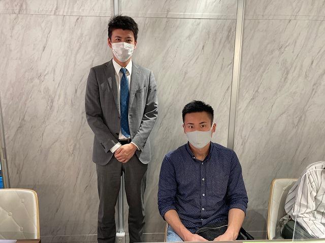 T・I様(2021年04月13日 プレミアムレントTOKYO新宿ご利用)の画像