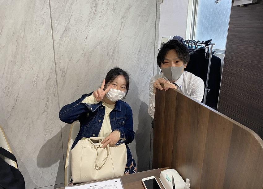 Y・E様(2021年04月15日 プレミアムレントTOKYO新宿ご利用)の画像
