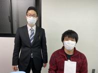 T・T様(2021年04月26日 エールーム上野ご利用)の画像