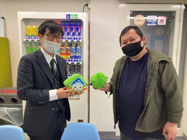 H・S様(2021年04月29日 エールーム新宿ご利用)の画像
