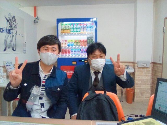I・O様(2021年04月30日 アクセス赤羽ご利用)の画像