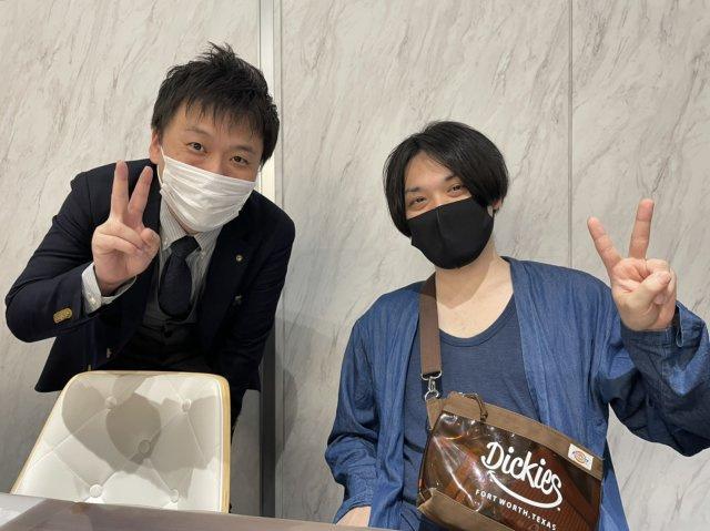 N・I様(2021年5月18日 プレミアムレントTOKYO新宿ご利用)の画像
