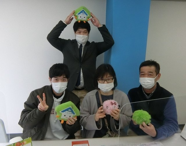 M・K様(2021年05月28日 エールーム上野ご利用)の画像