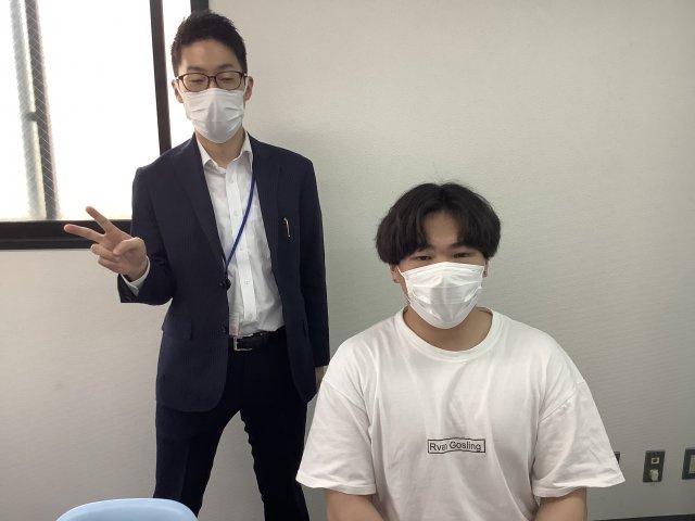 Y・K様(2021年05月31日 エールーム上野ご利用)の画像