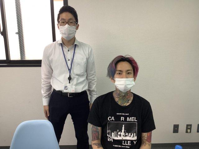 Y・M様(2021年06月12日 エールーム上野ご利用)の画像