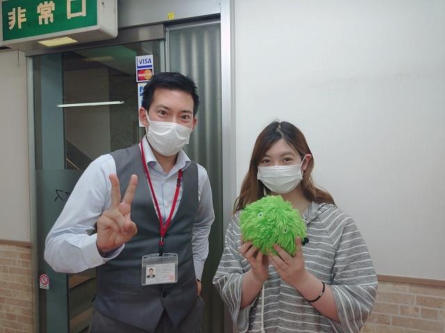 K・A様(2021年06月15日 アクセス赤羽ご利用)の画像