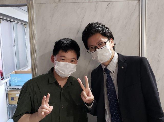 S・T様(2021年06月17日 プレミアムレントTOKYO新宿ご利用)の画像