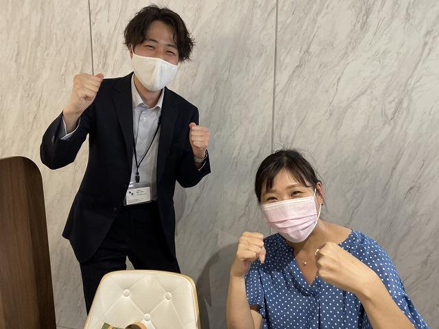 E・T様(2021年06月21日 プレミアムレントTOKYO新宿ご利用)の画像