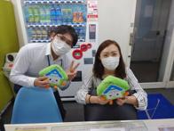 S・N様(2021年06月24日 エールーム新宿ご利用)の画像