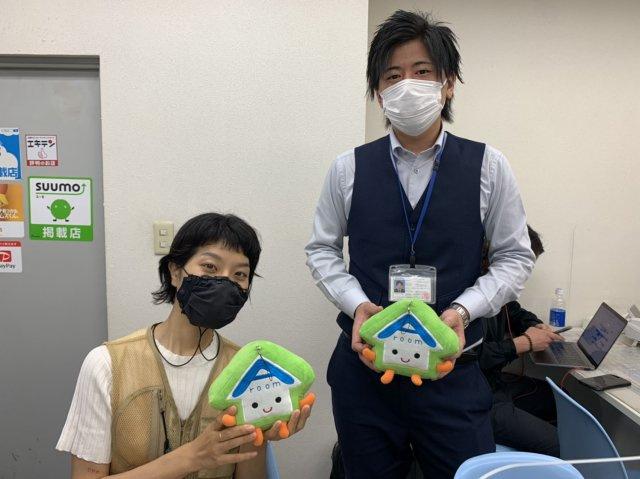 T・U様(2021年06月25日 エールーム新宿ご利用)の画像