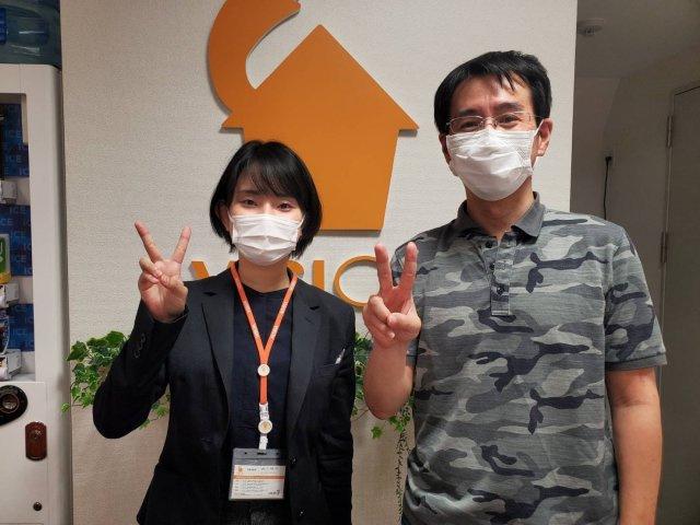 J・F様(6月28日)の画像