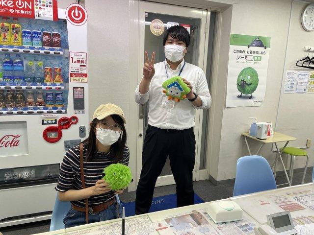 A・K様(2021年07月05日 エールーム新宿ご利用)の画像