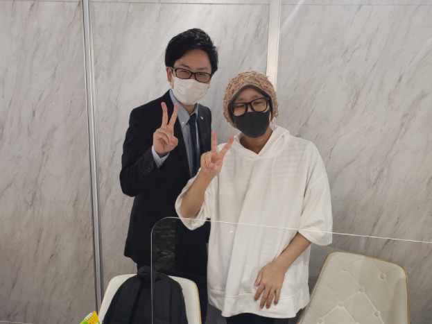 H・H様(2021年07月05日 プレミアムレントTOKYO新宿ご利用)の画像