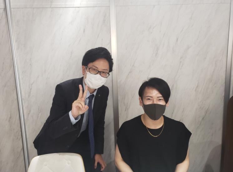 K・A様(2021年07月06日 プレミアムレントTOKYO新宿ご利用)の画像
