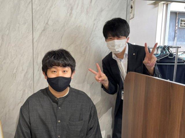 A・S様(2021年07月20日 プレミアムレントTOKYO新宿ご利用)の画像