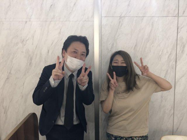 Y・R様(2021年07月22日 プレミアムレントTOKYO新宿ご利用)の画像