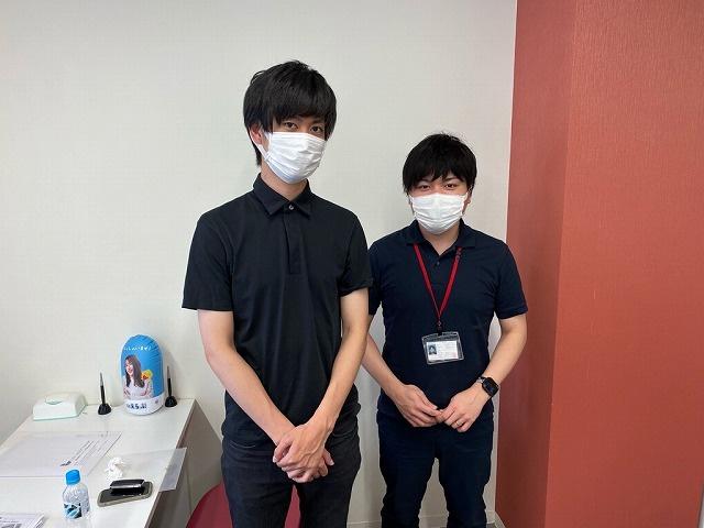 H・Y様(2021年07月30日 アクセス渋谷ご利用)の画像