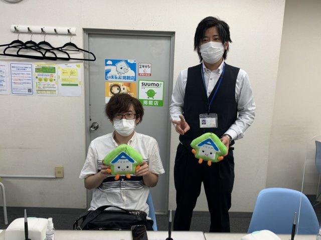 K・Y様(2021年07月30日 エールーム新宿ご利用)の画像