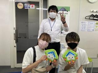 R・A様(2021年07月31日 エールーム新宿ご利用)の画像