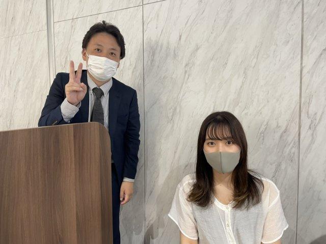 U・T様(2021年08月02日 プレミアムレントTOKYO新宿ご利用)の画像