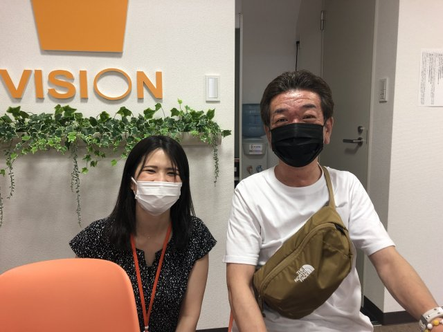 J・K様(8月7日)の画像