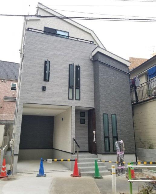 板橋区 建築条件付売地 K様の画像