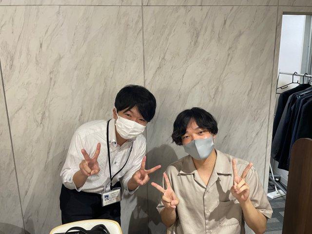 L・K様(2021年08月15日 プレミアムレントTOKYO新宿ご利用)の画像
