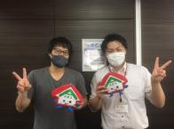 K・J様(2021年08月16日 アクセス新宿ご利用)の画像